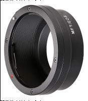 Novoflex adaptér s Blendenring Canon EF objektiv na MFT kameru