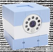 Amaryllo iBabi PLUS Baby Security Camera blue
