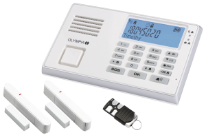 Olympia Protect 9035 GSM Alarmsystem Set (5961)