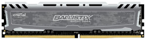 Ballistix Sport LT 16GB DDR4 2400 MT/s DIMM 260pin grey