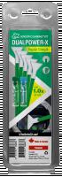 Visible Dust DUALPOWER-X 1.0x Regular Strength MDX100 zelená