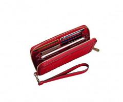 SENA Cases Isa Zip Around Both iPhone 6 sizes Red