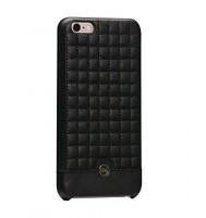 SENA Cases Isa Quilted Snap On iPhone 6 / 6s Plus Black