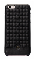 SENA Cases Isa Quilted Snap On iPhone 6 / 6s Black