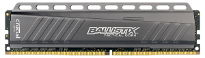 Ballistix Tactical 4GB DDR4 3000 MT/s DIMM 288pin