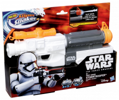 Nerf Star Wars Super Soaker Villain Trooper Blaster