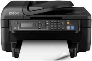 Epson WorkForce WF-2750 DWF