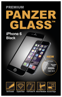 PanzerGlass PREMIUM iPhone 6 6s Black Edge Grip
