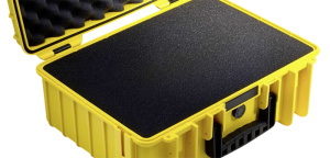 B&W SI pre-cut foam for Type 6000