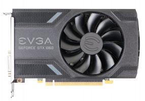 EVGA GeForce GTX 1060 / PCI-E / 6144MB GDDR5 / 3x DP / HDMI / DVI / VR Ready