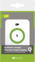 GP Wireless QI charger UWQ1 White
