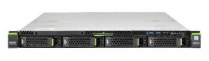 "Primergy RX2510 M2 4x3,5""/1U/E5-2620v4 8C/16T/8GB/noHDD/RAID 0,1/2xGL/450W/SYM"