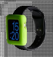 Boompods Pouzdro pro Apple Watch Boomtime 42mm zelená