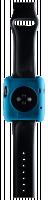 Boompods Pouzdro pro Apple Watch Boomtime 42mm modrá