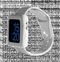 Boompods Pouzdro pro Apple Watch Boomtime 42mm bílá