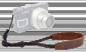 Kaiser Camera Hand Strap Vintage 2in1