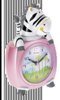 Mebus 26637 Zebra Dětský budík