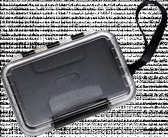B&W International Type 200 Ochranné pouzdro, černá/transparentní
