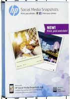 HP Social Media Snapshots 10x13 25 ks