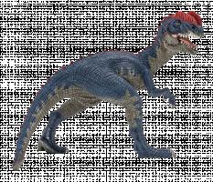 Schleich 14567 Dinosaurus Dilophosaurus