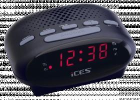 Ices ICR-210 Radiobudík, černý