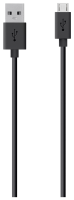 Belkin MIXIT USB-A / Micro-USB 3 m, černá