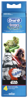 Braun Oral-B Toothbrush heads StarWars 4 ks
