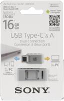 Sony USB Dual Stick 16GB USB Type C + USB 3.1 Gen1