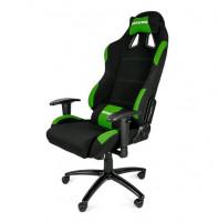 Akracing AK-K7012-BG Herní židle, černá/zelená