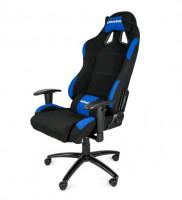 Akracing AK-K7012-BL Herní židle, černá/modrá