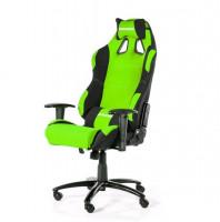 Akracing AK-K7018-BG Prime Herní židle, zelená/černá
