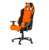 Akracing AK-K7018-BO Prime Herní židle, oranžová/černá