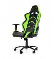 Akracing AK-K6014-BG Player Herní židle, černá/zelená