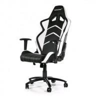 Akracing AK-K6014-BW Player Herní židle, černá/bílá