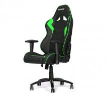 Akracing AK-OCTANE-GN Octane Herní židle, černá/zelená