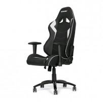 Akracing AK-OCTANE-WT Octane Herní židle, černá/bílá