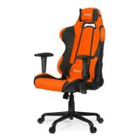 Arozzi Torretta Herní židle, černá/oranžová