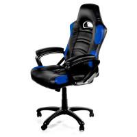 Arozzi Enzo Herní židle, černá/modrá