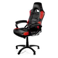 Arozzi Enzo Herní židle, černá/červená