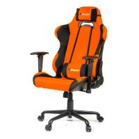 Arozzi Torretta XL Herní židle, černá/oranžová