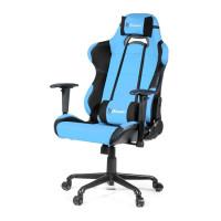 Arozzi Torretta XL Herní židle, černá/azurová