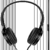 Panasonic RP-HF100ME-K Sluchátka, černá