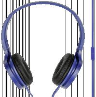 Panasonic RP-HF100ME-A Sluchátka, modrá