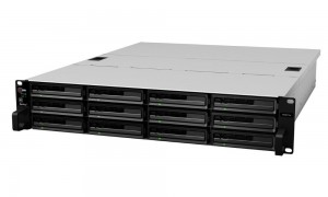Synology RS3617RPxs Rack stanice