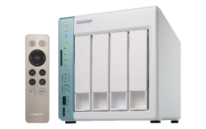 QNAP TS-451A-2G (1,6GHz/2GB RAM/4xSATA)