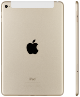 Apple iPad Mini 4 Wi-Fi Cell 128GB Gold (Apple Sim)