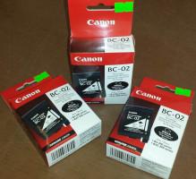 Canon BC-02 black (náhrada za BC-01)