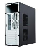 CHIEFTEC skříň Elox Series CM-01B-U3-OP, Miditower, USB 3.0, Black, bez zdroje