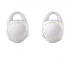Samsung Gear IconX Headset, bílá