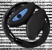 Boompods Sportpods Sluchátka, černá/modrá
